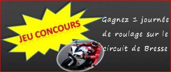 JEU CONCOURS ... 2 places à gagner sur le circuit de BRESSE  Jeu-concours-forum